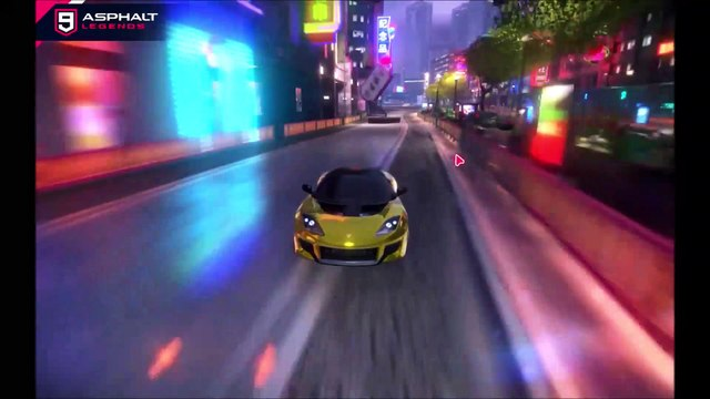 Asphalt 9 Gameplay ||Front view of the Car || SE01EP05