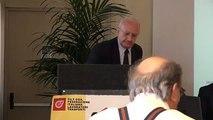 De Luca Al convegno nazionale della FILT-CGIL (11.07.19)