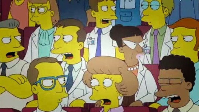 The Simpsons Season 23 Episode 16 How I Wet Your Mother