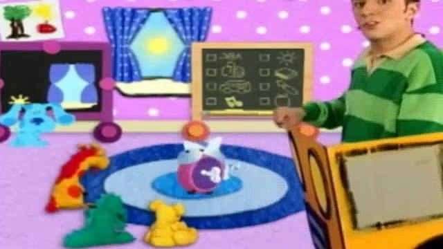 Blues Clues Season 4 Episode 18 - Blue's School