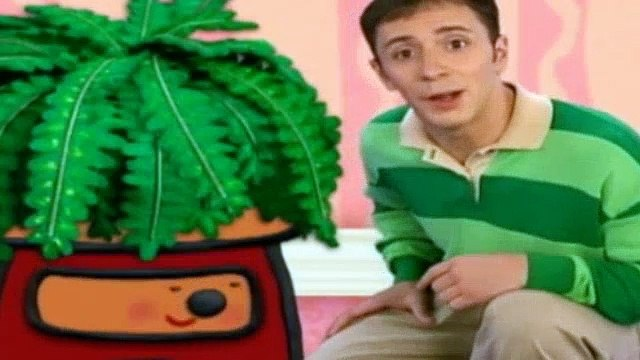 Blues Clues Season 4 Episode 21 - Let's Plant