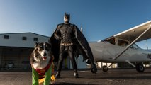 A Real Life Batman Is Rescuing Animals Across The South