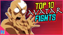 10 BEST Avatar the Last Airbender Fights_NOPR