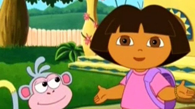 Dora the Explorer S03E22 - Job Day