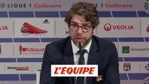 Juninho pessimiste pour Fekir - Foot - L1 - OL