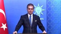"""AK Parti Sözcüsü Çelik: """"Tartışmalar, sistemin kendisiyle ilgili değil"""""""