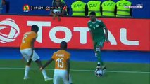 But de Feghouli vs Cote Ivoire