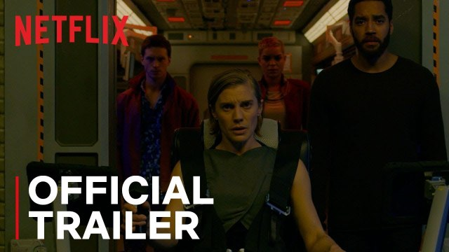 Another Life Official Trailer (2019) Jake Abel, Katee Sackhoff Netflix Series