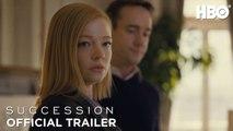 Succession Season 2 Official Trailer (2019) Hiam Abbass, Nicholas Braun HBO Series