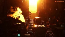 How to see Manhattanhenge for the last time this year