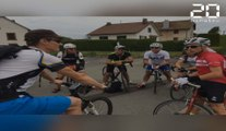 Tour de France 2019: On a grimpé la Planche des Belles Filles avec les supporters de Thibaut Pinot