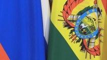 Rusia apuesta por la economía de Bolivia durante la visita de Evo Morales