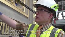Restoration work unveiled as Big Ben's clock turns 160