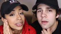 David Dobrik Gushes Over Liza Koshy & Explains Why She's The Best Collaborator