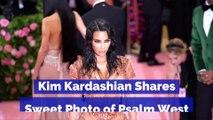 Kim Kardashian Shares Sweet Photo of Psalm West