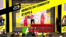 La minute du combatif Antargaz - Étape 6 - Tour de France 2019