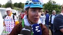 """Tour de France 2019 - Benoit Cosnefroy : """"Je voulais jouer la gagne mais mon physique m'a rattrapé"""""""