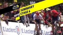 Summary - Stage 6 - Tour de France 2019