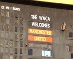 Premier League: Manchester United - Paul Pogba à l'entraînement avec MU