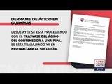 Otro derrame tóxico de Grupo México en Sonora | Noticias con Ciro Gómez Leyva