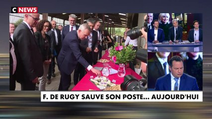David Cormand - CNews jeudi 11 juillet 2019