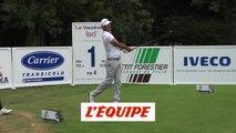Sciot, Bourdy et Havret au top au Vaudreuil - Golf - Ch Tour