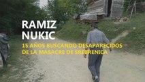 15 años buscando a las víctimas de la masacre de Srebrenica