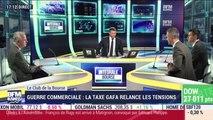 Le Club de la Bourse: Hervé Goulletquer, Etienne de Marsac, Axel Botte et Andrea Tueni - 11/07