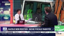 Gazole non routier: niche fiscale rabotée - 11/07