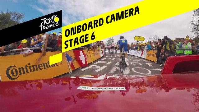 Onboard camera - Étape 6 / Stage 6 - Tour de France 2019