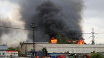 Megfékezték a Moszkva melletti nagy tüzet