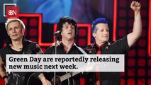 Green Day Is Coming Back With More Songs