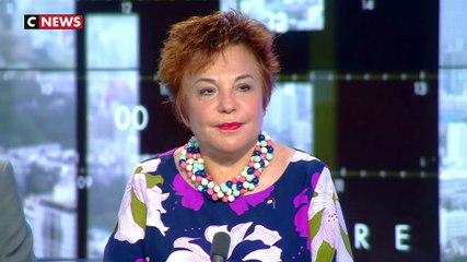 Esther Benbassa - CNews jeudi 11 juillet 2019