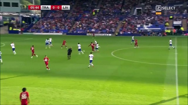 Tranmere Rovers 0-[1] Liverpool - Clyne great goal