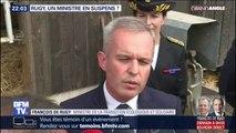 GRAND ANGLE - François de Rugy, un ministre en sursis ?