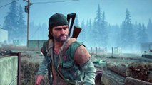 DAYS GONE - DEACON IS GETTING OLD ? (700 Days Later)