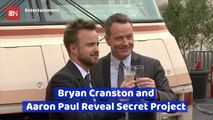 Bryan Cranston And Aaron Paul Get Into The Mezcal Business