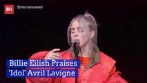 Billie Eilish Reveals Her Inspirations