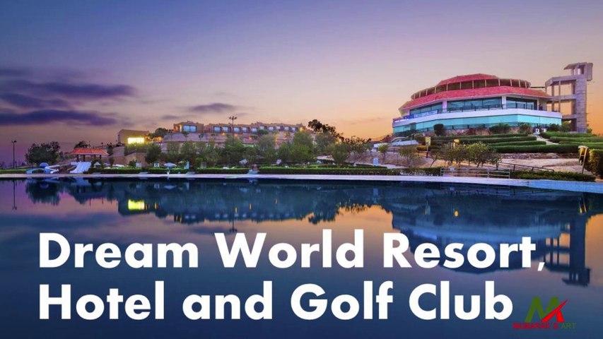Dream World resort Karachi   Tour 2019   Explore With Mubarak's Art Episode 1