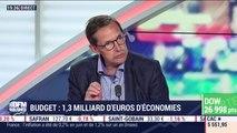 Les insiders (1/2): Budget, 1,3 milliards d'euros d'économies - 11/07