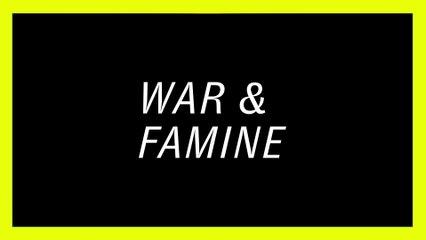 Ra Ra Riot - War & Famine