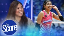 'Alyssa Valdez Played Libero-like Defense' | The Score