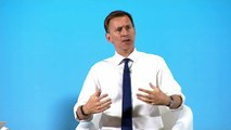 Hunt: 'I wish Sir Kim was still in his job'