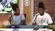 The Jim Rome Show: Shaquill Griffin and Shaquem Griffin talks NFL offseason