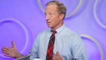 Candidate Tom Steyer: U.S. Must Break the 'Corporate Stranglehold' on Government