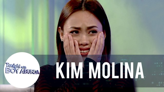 Kim gets teary with her first interview with Tito Boy | TWBA