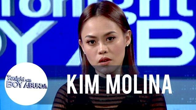 Kim acts as Savannah and Billet | TWBA