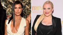 Meghan McCain Shades Kourtney Kardashian For Crying Over Turning 40