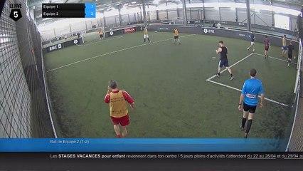 Equipe 1 Vs Equipe 2 - 11/07/19 18:11 - Loisir Colomiers (LeFive) - Colomiers (LeFive) Soccer Park