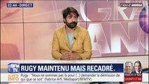 """Fabrice Arfi sur l'affaire de Rugy: """"il n'y absolument pas de règlement de comptes"""""""